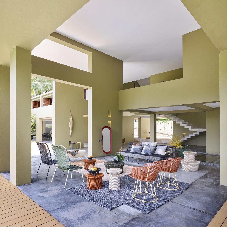 Schönes ambiente Bild vom kolumbianischen Möbel Hersteller Ames