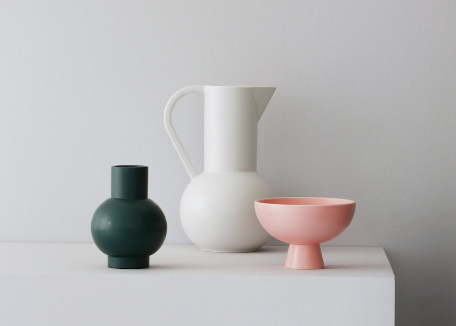 Schönes Ambiente Bild vom dänische Möbel Hersteller Raawii