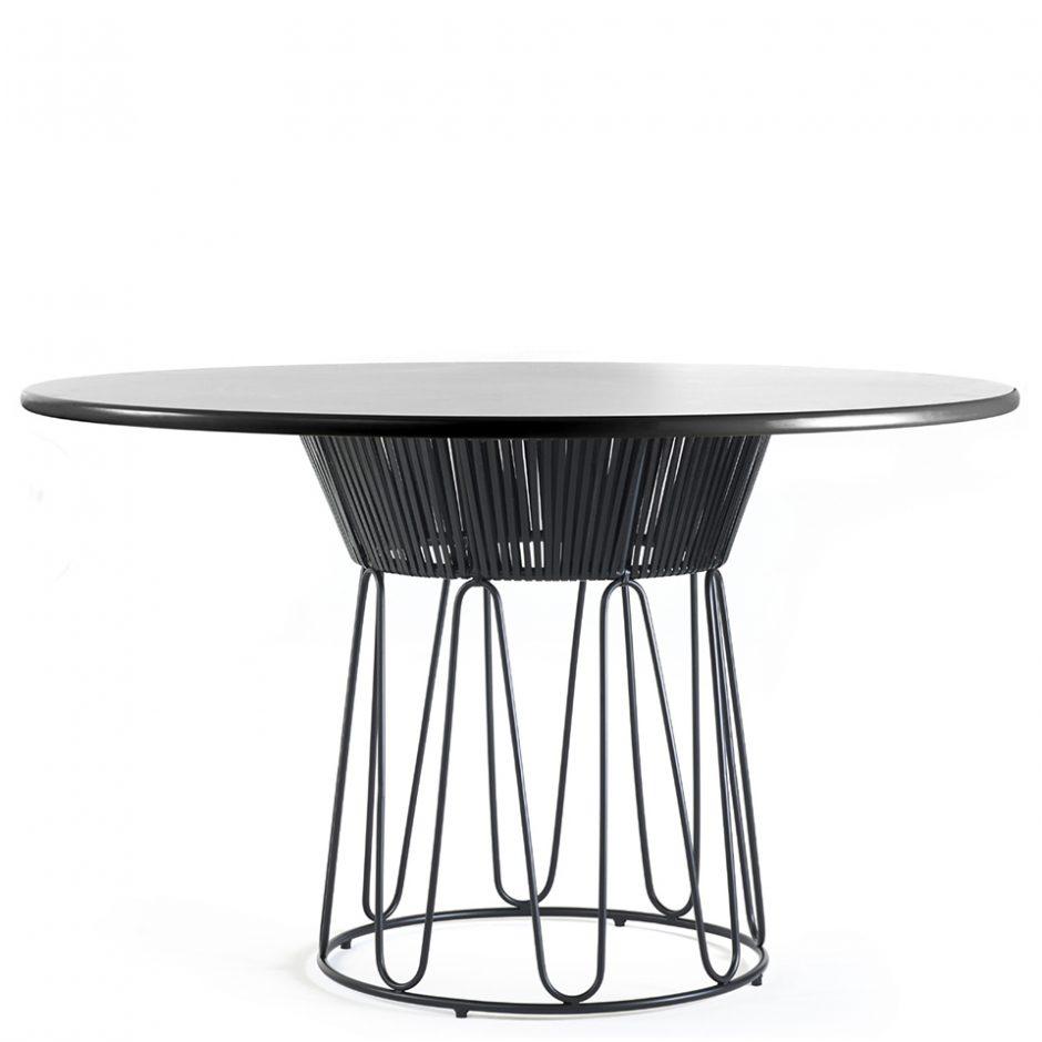 Circo Dining Table Schwarz