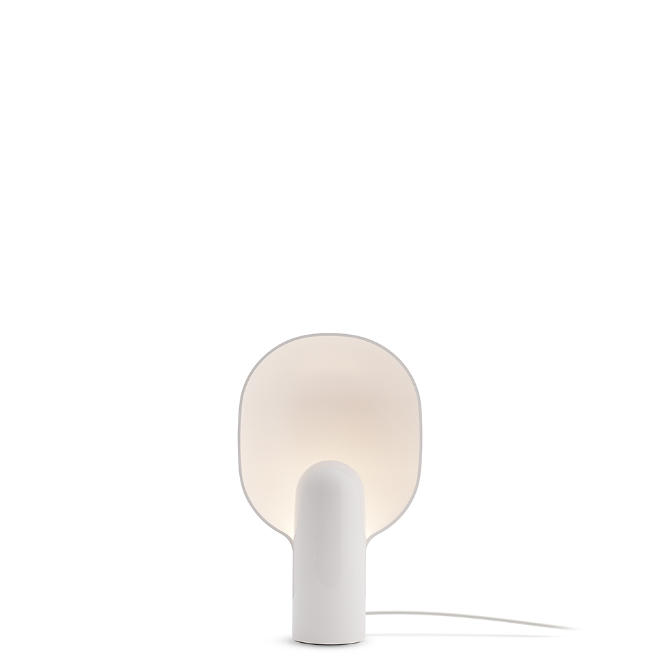 Ware Table Lamp White