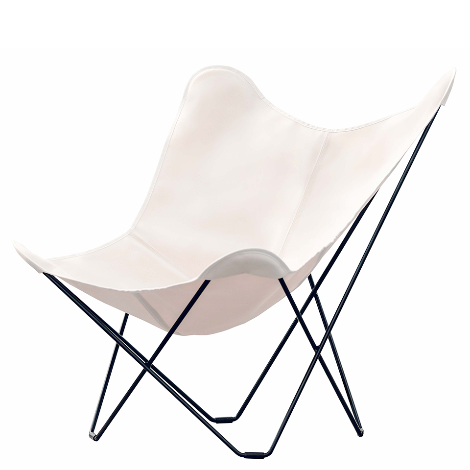 Outdoor Butterfly Chair Natural