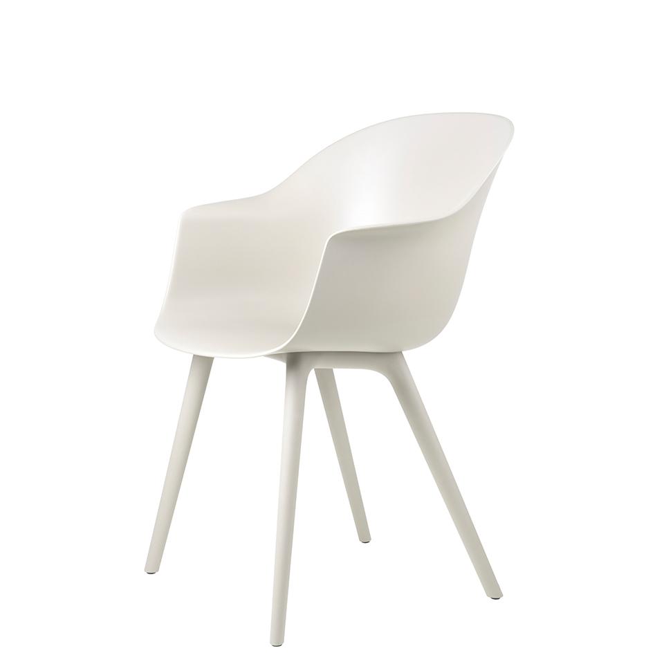 Bat Chair, Plastic Edition Alabaster White